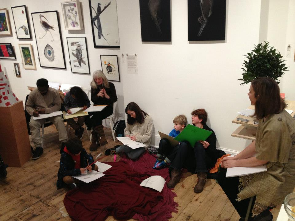 Owl Day at the ONCA Gallery
